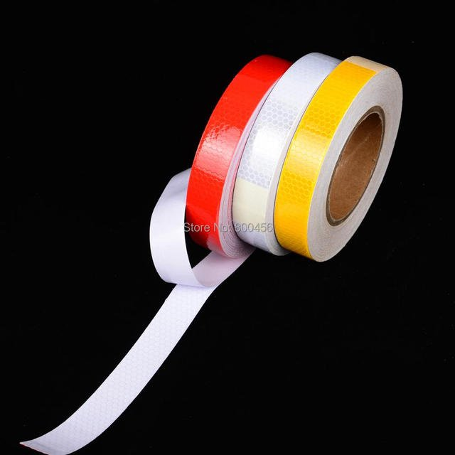 PVC caution warning tape adesivos que brilham no escuro self-adhesive glow tape Waterproof reflective strips in dark