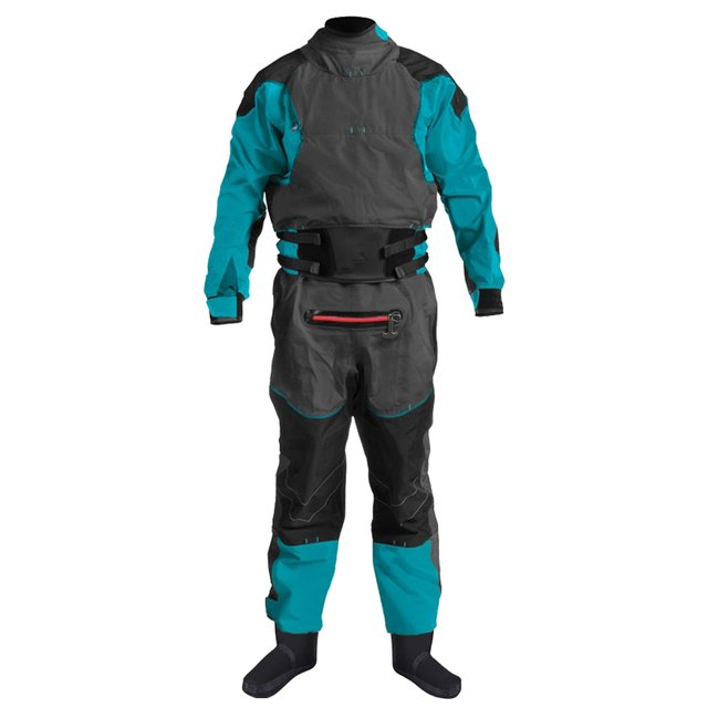 3.0 ply Dry Suit Waterproof Breathable Racing Drysuit for Whitewater Kayaking Expedition Paddling Fishing Rafting SUP Adventure