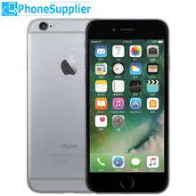 Apple iPhone 6 Unlocked  1GB RAM 4.7 inch IOS Dual Core 1.4GHz 16/64/128GB ROM 8.0 MP Camera 3G WCDMA 4G LTE Used Mobile phone