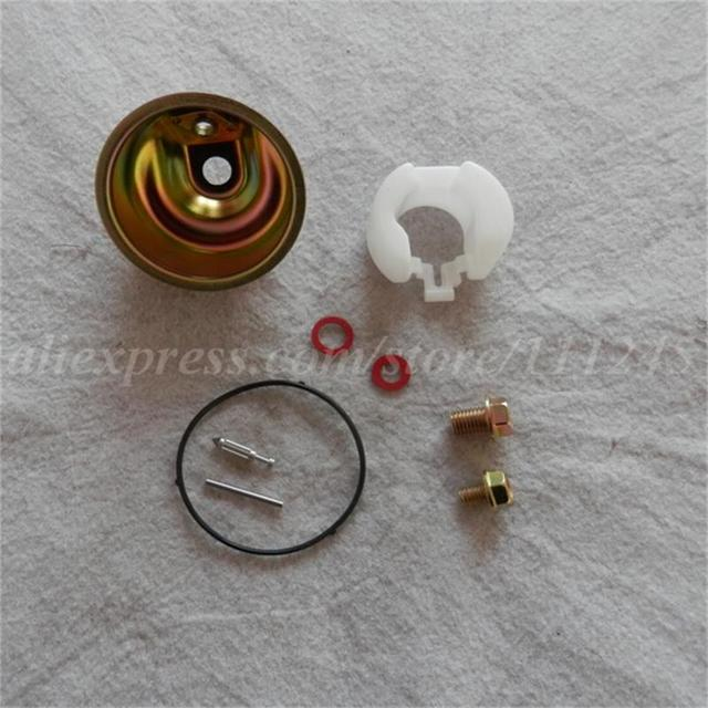 GX140 CARB REPAIR KIT FOR HONDA GX110 GX120 GXV140 CHAMBER FLOAT PIN SCREW WASHER NEEDLE VALVE SPRING O RING CARBURETOR REBUILD