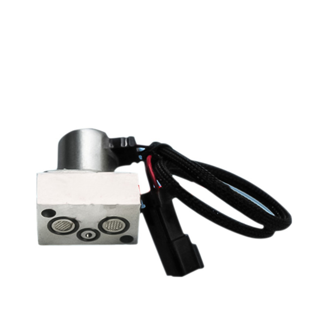High quality 702-21-57400 Solenoid Valve excavator digger spare parts,4PCS/LOT,Free shipping