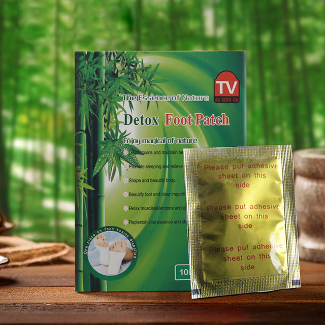 2boxes=20pcs Detox Foot Pads With Adhesive Foot SPA Medical Feet Detox Slim Patch Detoxify Toxins Foot Patches Keeping Health