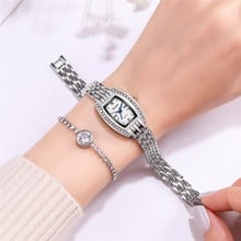 Women's Casual Bracelet Watch Quartz Mesh Belt Band Fashion Female Quartz Wristwatches relogio feminino Wrist Watches Clock