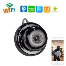 Mini Wifi Camera 720p IP Camera Wireless CCTV Infrared Night Vision Smart Home Security Baby Monitor Motion Detection Camcorders