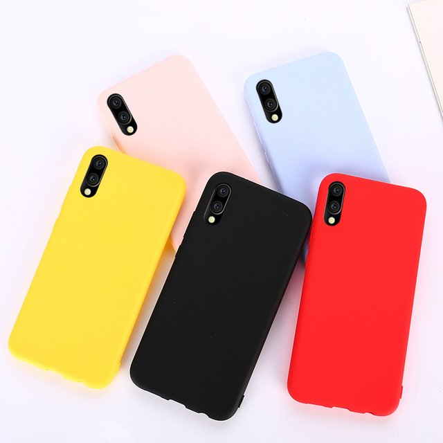 For iphone XS MAX X XR 7 8 6 6S Plus 5 5s SE 11 Pro MAX Fashion Slim Soft Silicone Candy Phone Case Cute TPU Cover