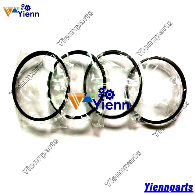 For Nissan BD30 Piston Ring 12033-43G10 Fit Nissan TrucK 2953cc BD30 Diesel Engine Spare Parts