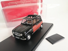 1:43 RENAULT 4 PARISIENNE 1965 alloy model Car Diecast Metal Toys Birthday Gift For Kids Boy other