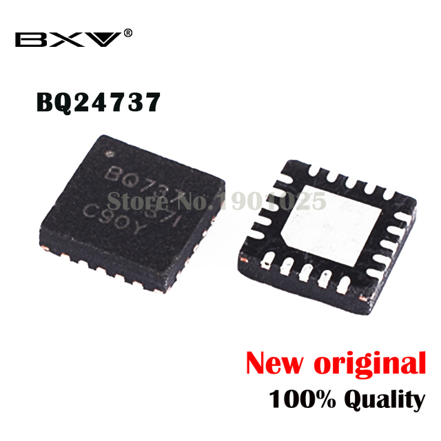10pcs BQ737 QFN-20 BQ24737 new original