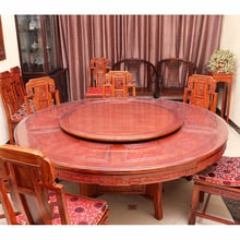 Round Waterproof PVC Tablecloth Tablecloth Transparent Table Cover Mat Kitchen Pattern Oilcloth Glass Soft Cloth Tablecloth 1.0m