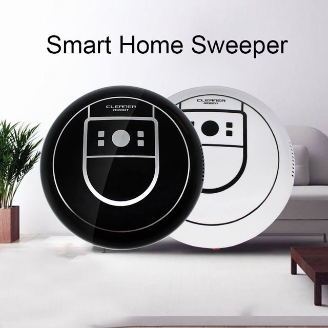 Household Charging Sweeper Lazy Smart Vacuum Cleaner Sweeping Machine Home Appliance Gift  Smart Small Appliances