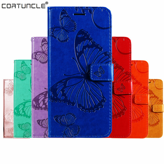 3D Tree Leather Case For Coque Motorola Moto G5 G5s G2 G4 G6 G7 E4 E5 Z3 Z4 P40 One C Plus Play Power Flip wallet Phone cover