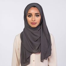 Chiffon Hijab Women Plain Bubble Chiffon Scarf Hijab Wrap Printe Solid Color Shawls Headband Muslim Hijabs Scarves Scarf Buy Cheap In An Online Store With Delivery Price Comparison Specifications Photos And
