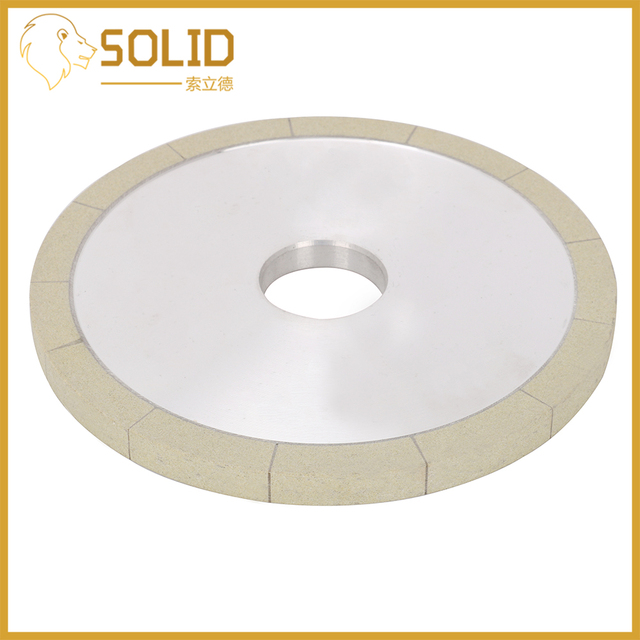 Diamond Grinding Wheel 152mm  Abrasive Grinder Tool for Processing PCD Tools Tungsten Steel Sapphire Grit 80/150/240/320/400