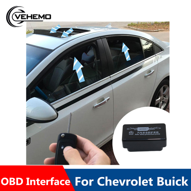 Car Window Closer lifter Vehicle Glass Door Sunroof automatic Car Power Electric Window Close&Open kit For Chevrolet For Audi
