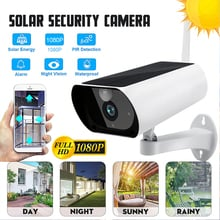 4G Wireless Solar IP Camera Security Surveillance Outdoor Night Vision Motion Detection Solar Panels Waterproof Camera