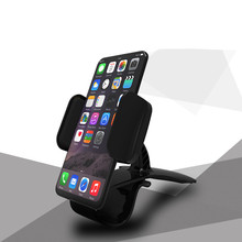 Dashboard Car Phone Holder Gravity Bracket Car Phone Holder Flexible Universal Car Gravity Holder Support Mobile Phone Stand