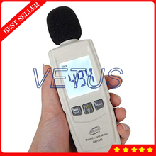 GM1352 Hight quality Digital sound level meter noise tester 30-130dB in decibels LCD screen With backlight Accuracy up to 1.5dB