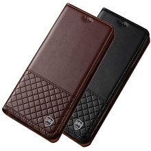 Magnetic phone case genuine leather flip cover credit card holder for Samsung Galaxy S20 Ultra/Galaxy S20 Plus/S20 flip case