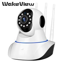 WakeView HD 1080P Wireless WIFI IP Camera Home Indoor Security Monitor Smart Network Video System Two Way Audio Night Vision IR