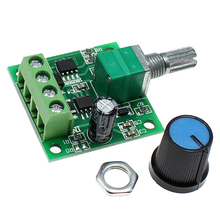 PWM Variable Regulator Parts Governor Fan Replacement Power Indicator Motor Module Accessories Speed Controller Switch DC