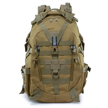 Sports backpack hiking outdoor backpack professional hiking camouflage bag large capacity backpack oxford backpack