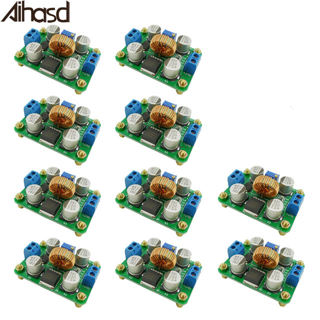 10PCS/LOT High Power LM2587 DC Step-Up Converter Module DC Boost Converter 3.5-30V to 4.0-30V Power Supply Module
