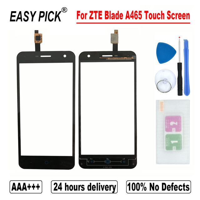 For ZTE Blade A465 Touch Screen Digitizer Front Glass Panel Sensor Replacement