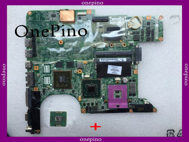 one pino For HP laptop mainboard 460900-001 446476-001 DV6000 DV6500 DV6700 G86-730-A2 laptop motherboard,100% Tested