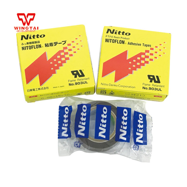 Nitoflon Tape  903UL For Pharmaceutical Industry, Food Industry, Printing Industry,  Etc.