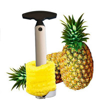 1 Pc ABS New Design Pineapple Slicers Ananas Peeler Device Fruits Vegetable Tools Peeling Knife Home Kitchen Dining Accessories