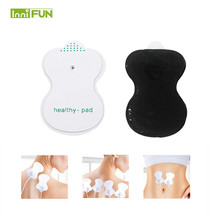 2pcs/lot Electrode Pads For Tens Acupuncture Digital Therapy Machine Slimming Electric Body Massager Pads