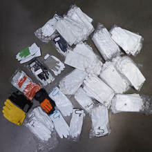 QIANGLEAF Defective Leather Work Gloves Clearance (Please read the details carefully before buying!!!)