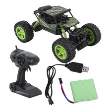 Electric 4 Wheel Drive Buggy Rock Crawler RC Car Suitable For 1:18 Scale Sport Utility Vehicle Off-Road Vehicle Toys