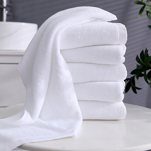 Home Hotel Shower Towel Soft  and comfortable Cotton Water Sweat Absorption Face Hands Hair Drying Bath Towel Beach  Bath Towel