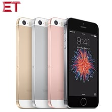 "Global Unlocked Apple iPhone SE A1723 LTE Mobile Phone 4.0"" 2GB RAM 16/32/64GB ROM Dual Core Fingerprint 1642mAh IOS Smartphone"