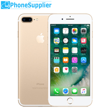 Original Unlocked Apple iPhone 7 Plus Mobile Phone 4G LTE 5.5 inch Apple A10 Quad Core 12MP Camera 32GB/128GB/256GB ROM Phones