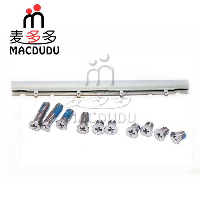 "New LCD Hinge Cover & Lower Case Screw Screws For 13"" Macbook Air A1237 A1304 MB003 MC233 MC234 2008-2009"