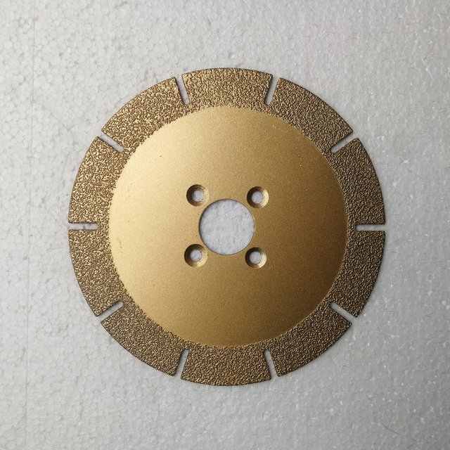 stone diamond saw blade for stone cement marble and glasses cutting 125mm with 22.23mm hole export to japan