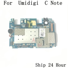Used Replacement Mainboard 3G RAM+32G ROM Motherboard For UMIDIGI C Note MT6737T 5.5'' FHD 1920x1080 Free Shipping