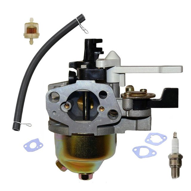 high quality Carburetor Carb Fit For Honda GX110 GX120 4HP Engine Motor Water Pumps garden tools accessories