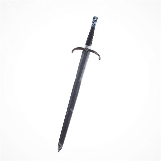Game Of Thrones Cosplay Prop Jon Snow Long Claw Original Pvc Sword Cosplay Props Weapons For Halloween Carnival Christmas Party Buy Cheap In An Online Store With Delivery Price Comparison Specifications