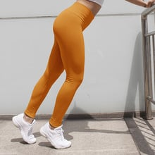 Stretchy Sport Leggings Push Up Running High Waist Compression Tights Pants