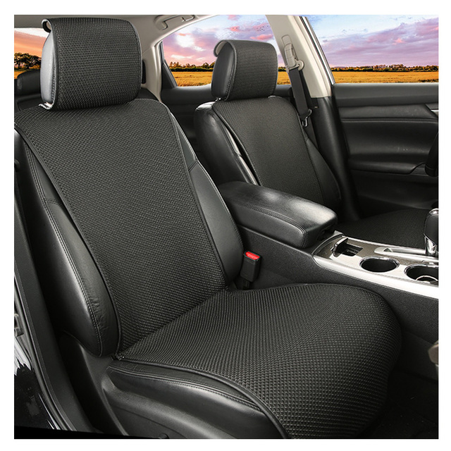 2020 Breathable Fabric Car Seat Cushion Slip-resistant Not Moves Not Hot Viscose Non Slide For Kia Rio Comfortable E1 X36
