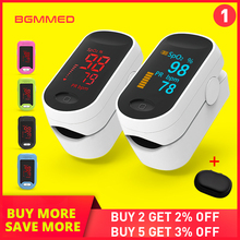 Medical Digital Pulse Oximeter LED Oximetro blood oxygen Heart Rate Monitor SpO2 Health Monitors Oximetro De Dedo
