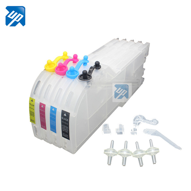 lc1100 Refillable Ink Cartridges for Brother DCP-185C 383C MFC-490CW J615W 5490CN 5890CN 5895CW 6490CW 6890CDW Long type