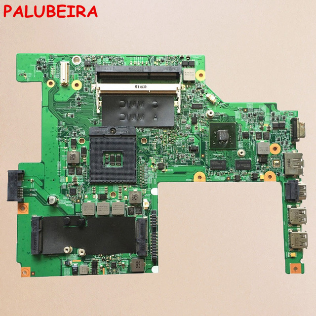 PALUBEIRA W79X4 0W79X4 CN-0W79X4 For Dell Vostro 3500 V3500 Laptop Motherboard HM57 DDR3 GT310M Video Card