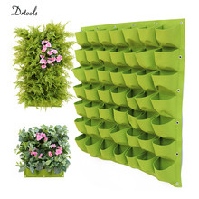 Wall Mount Hanging Planting Bags Home Supplies Multi Pockets Diy Grow Bag Planter Vertical Growing Vegetable Living Garden Bag Buy Cheap In An Online Store With Delivery Price Comparison Specifications Photos