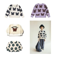 2019 Autumn Winter Wyn Series Kids Girl Sweaters Baby Boys Girls Sweatshit Children Long-sleeved Sweater For Girls 1-11Y Clothes