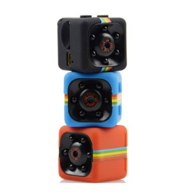 Mini Camera HD 1080P Sensor Night Vision Camcorder Motion DVR Micro Camera Sport DV Video small Camera cam SQ11