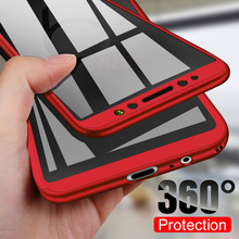 Luxury 360 Degree Full Cover Phone Case For Samsung Galaxy S9 S8 Plus S10 Lite Shockproof Cover For Samsung Note 8 9 10 Pro Case